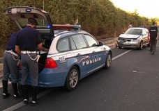 Incidente stradale a Ragusa.