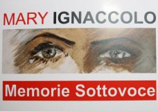 """A Ispica """"Memorie sottovoce … Un'intima essenzialità"""", personale di pittura di Mary Ignaccolo"""