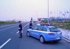 I controlli nel fine settimana della Polizia sulle strade iblee