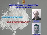 Due arresti per traffico di stupefacenti