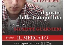 """""""Il Gusto Della Tranquillità"""" è il titolo del primo Ep di Giuseppe Guarnieri"""