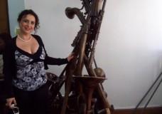 Rosaria Buscemi e Francesco Mirabella, domenica sera a Palazzo Spadaro