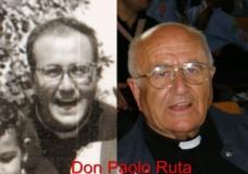 Un anno fa moriva Don Paolo Ruta