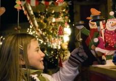 A Scicli un Mercatino di Natale.