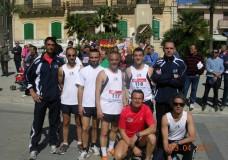 L'ASD Atletica Tre Colli alla Siracusa City Marathon