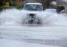 Le piogge di questi giorni danneggiano il Museo Campailla a Modica