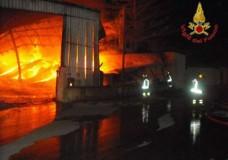 Scicli – Incendiata segheria, comunicato dell'associazione Antiracket. Si invoca la videosorveglianza