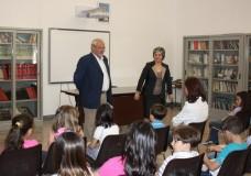 Il sindaco di Scicli Franco Susino, ai bambini del Primo Circolo: fra pochi giorni la palestra