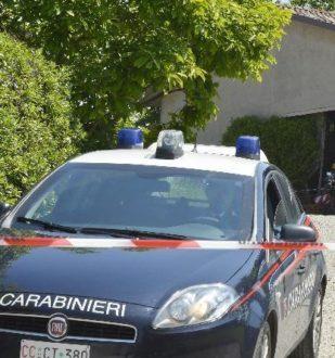 ucciso un uomo carabinieri