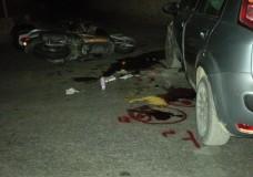 Scicli – Incidente grave nei pressi di via Palo Bianco