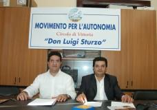 Giacchi e Cirnigliaro chiedono le dimissioni del commissario provinciale del PDS/MPA Paolo Roccuzzo