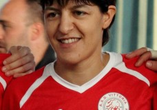 """Vittoria – Calcio femminile: Claudia Ricupero ha preso parte alla manifestazione """"Un calcio rosa per l'infanzia"""""""