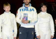 Scherma: Avola terzo in Coppa del Mondo a Parigi, Iozzia secondo al Circuito Europeo under 23 a Roma