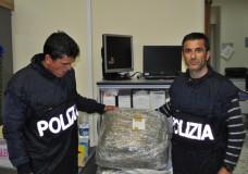 Scicli – Spaccio di stupefacenti: condannato uno sciclitano e un albanese