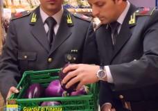 Vittoria – La Guardia di Finanza scopre prodotti agricoli con indicazioni di origine false