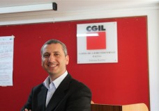Giorgio Pluchino è il nuovo segretario generale del SILP CGIL Ragusa