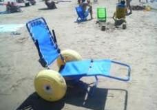 Scicli – Tutti al Mare: Consegnate le sedie job