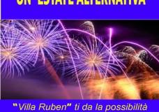 Estate a Villa Ruben: Domani serata di folklore