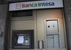 Pozzallo – Rapina alla Banca Intesa
