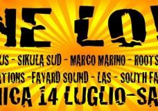 """Estate a Sampieri: Domenica 14 luglio il """"One Love Day"""" da il via ad una intensa settimana di spettacoli musicali"""