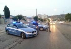 Controlli della Polizia a Scicli, Modica, Pozzallo e Ispica