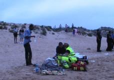 Sbarco Sampieri: Un plauso ai soccorritori e al Carabiniere che si è gettato in acqua per salvare delle vite
