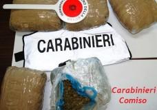 Comiso – Imprenditore in carcere per spaccio di droga