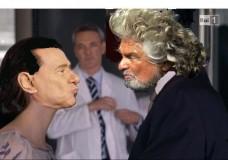 Paura d'amare: su Grillo e Belluscone in TV (e qualcosina su Forza Italia)
