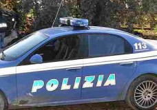 polizia in campagna