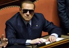 Decadenza di Berlusconi e festeggiamenti fuori luogo