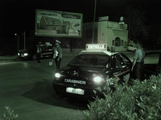 carabinieri di notte