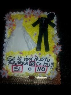 Scicli – Una domanda sulla torta: Mi vuoi pi zitu?