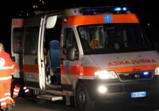 Incidente stradale sulla Modica-Scicli. Auto cappottata
