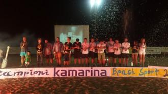 Al via Kamarina Beach Sport