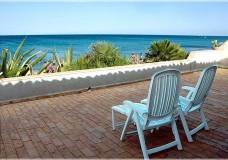 Casa in riva al mare sulla splendida spiaggia di San Lorenzo (Noto)