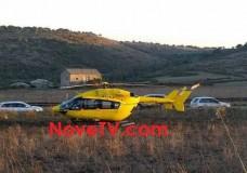 Incidente sulla Ragusa-Catania. Necessario l'elisoccorso: quattro persone ferite