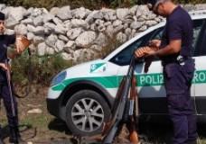 polizia provinciale controlli caccia