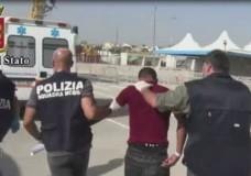 scafista arrestato 4