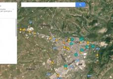 Ragusa – Il Sindaco: attenti al possibile maltempo delle prossime ore. Attivato il presidio territoriale per il monitoraggio dei punti critici, la mappa