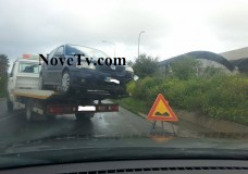 Buche stradali: un incidente autonomo sulla Donnalucata-Scicli