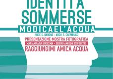 """Modica –  """"Identità sommerse"""" restituire alla memoria elementi nascosti o dimenticati della storia collettiva ed individuale"""