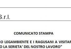 """Ragusa – IRMINIO: """"Invitiamo Legambiente e i ragusani a visitare i nostri pozzi, vedranno dal vivo la serietà del nostro lavoro"""""""