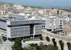 Ragusa – Crolli al Tribunale, disposta la chiusura al pubblico per effettuare un sopralluogo
