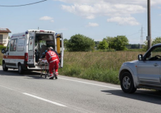 Scicli – Incidente stradale in c.da Genovese, due feriti