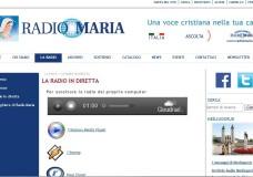 Il 3 Giugno Radio Maria trasmette da Scicli