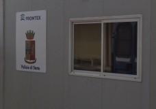 Pozzallo – Polizia di Stato e Frontex inaugurano i nuovi uffici mobili presso il C.P.S.A