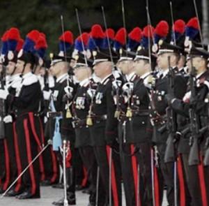 Ragusa – Il 5 giugno la celebrazione del 201° anniversario della fondazione dell'Arma dei Carabinieri