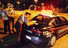 carabinieri controlli notturni vittoria