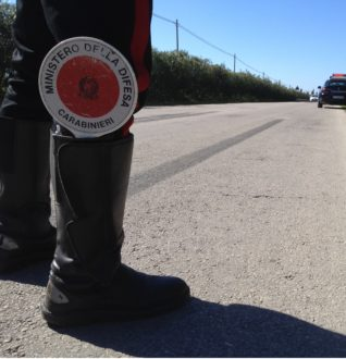 carabinieri stivale