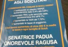 Scicli – Ancora sui manifesti! Orazio Ragusa querela l'Assemblea Cittadina